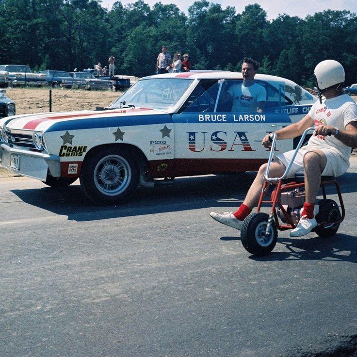 69 best USA 1 Bruce Larson drag cars images on Pinterest | Drag ...