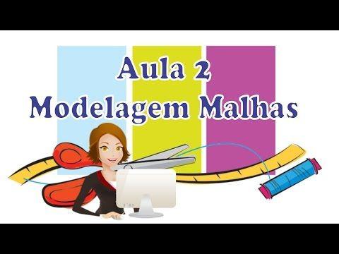 Curso Modelagem Industrial Malhas - Correção e orientação dadas a aluna do curso dentro do ambiente on line de suporte www.escolademoda.net/salavirtual O obj...