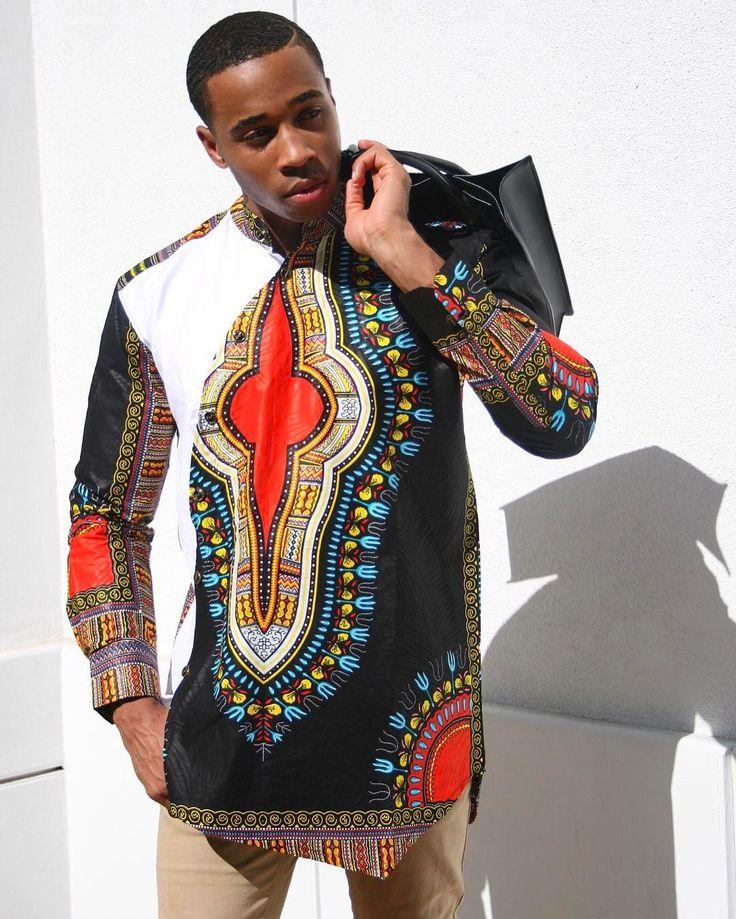 62 Best African Men Fashion Images On Pinterest