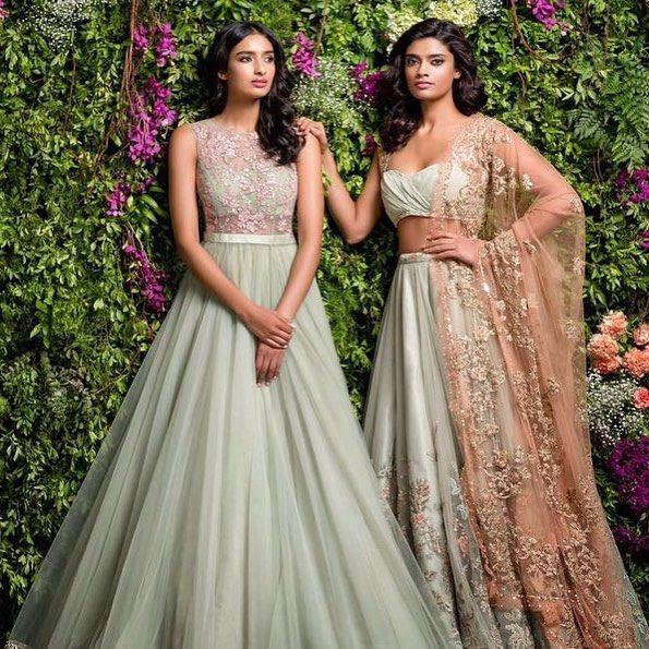 www.shyamalbhumika.com  Visit our website, click the outfit you like and send us an inquiry our team will promptly respond. To speak with our team or send them a whatsapp dial+91-9833520520 #indianfashion #gowns #lehengas #fairytalefeel #embroidery #ethereal #delicate #exquisite #instabride #bridalblogs
