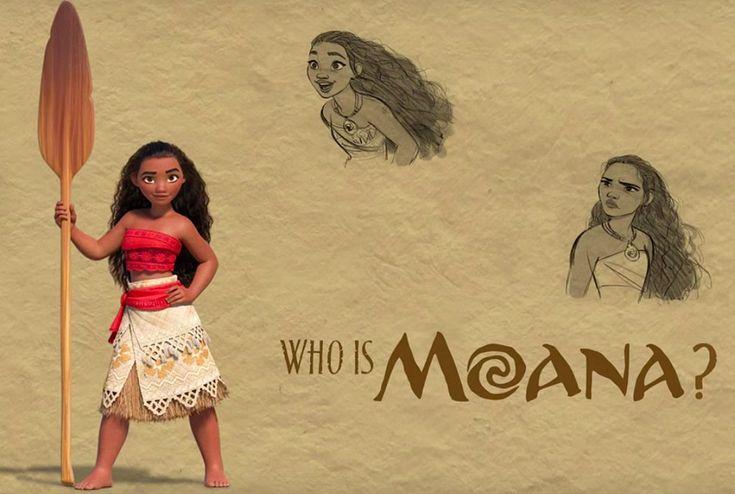Moana Disney Princess Facts | POPSUGAR Moms