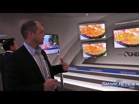 SmartReview.com at the Consumer Electronics Show (CES) got a total tour of Samsung's booth pertaining to its new 2015 4K SUHD TVs and TV screen …   									source   ...Read More