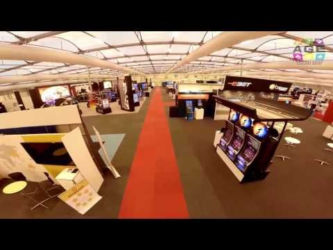 2015 Australasian Gaming Expo Aerial Footage