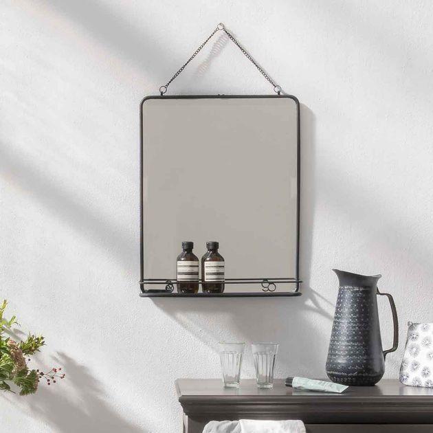 DECOCLICO Miroir de barbier Chaumont