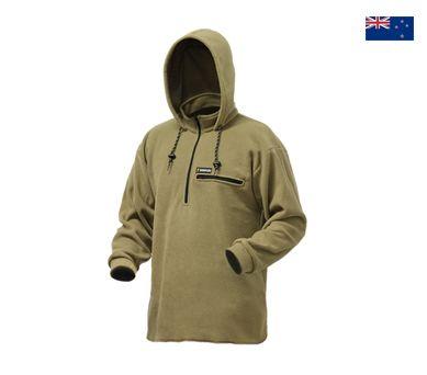 Swazi- The Hood. Men's Polar fleece hood. Made in New Zealand