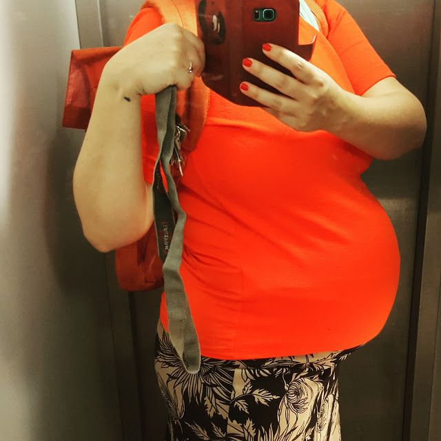 36. SSW, Schwangerschaftsblog, 36. Schwangerschaftswoche,
