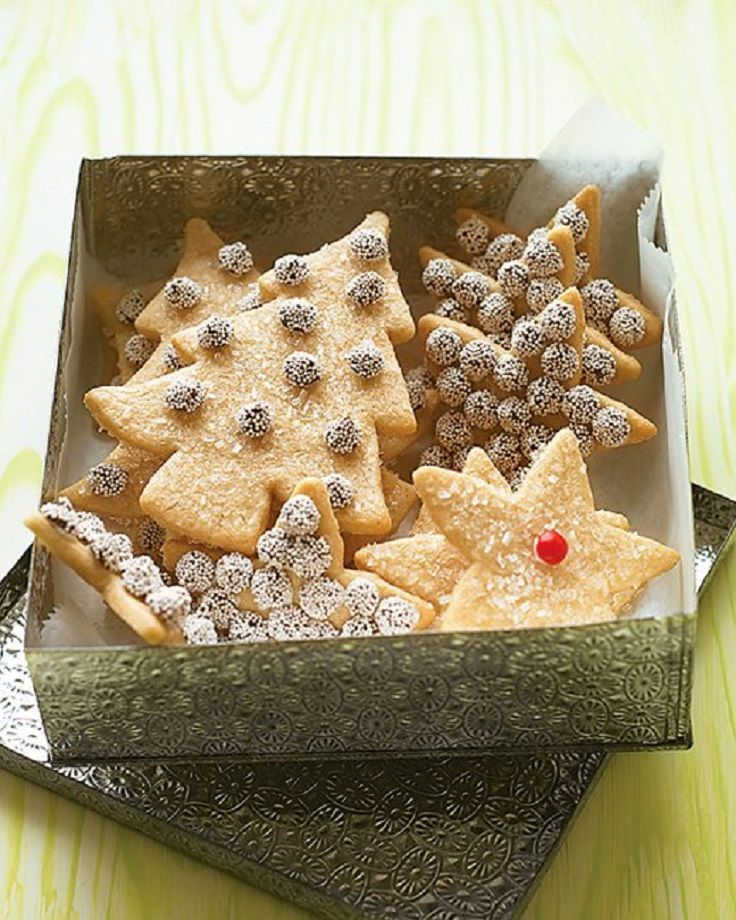 Top 10 Best Ideas for Festive Christmas Cookies - Top Inspired