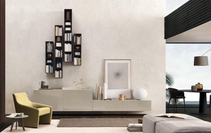 Il soggiorno è il vero luogo di relax della casa ma è anche l'ambiente dove accogliere al meglio gli ospiti.