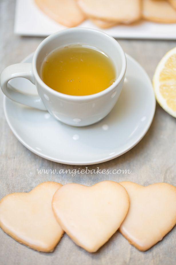 Citronové sušienky