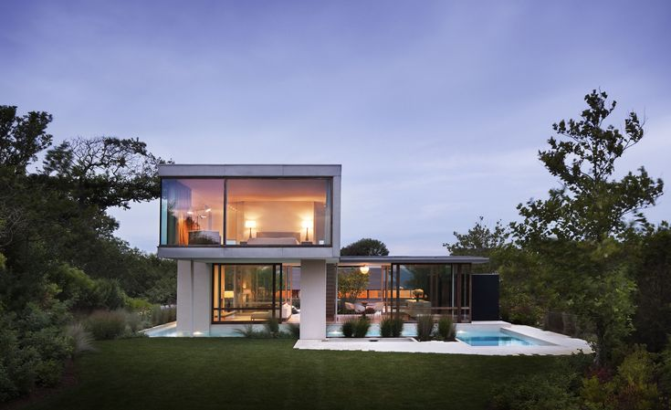 Surfside Residence, Montauk by Steven Harris Architects