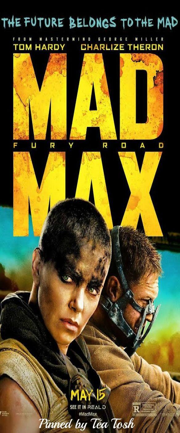 Mad Max (Oscars 2016) ✴ Téa Tosh
