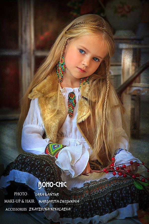 Anastasia Orub (born May 15, 2008) Russian child model.
