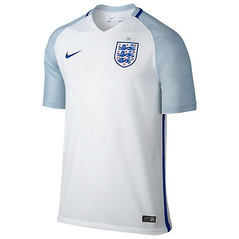 Nike England Home Stadium Football Shirt - £50