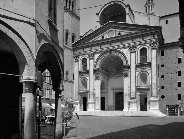 San Andrea of Mantua, church, renaissance, ca. 1460.
