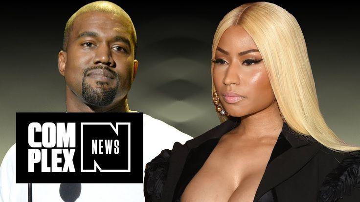 "Nicki Minaj Fought Kanye West to Keep Her ""Monster"" Verse on 'MBDTF' - https://www.mixtapes.tv/videos/nicki-minaj-fought-kanye-west-to-keep-her-monster-verse-on-mbdtf/"