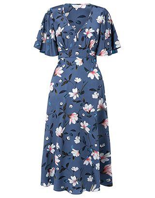 Magnolia Tea Dress