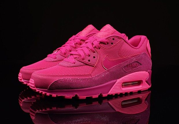 nike blazers sb - Nike Air Max 90 Hyperfuse GS Dam Hyper Rosa Vivid Rosa Fluo Skor ...