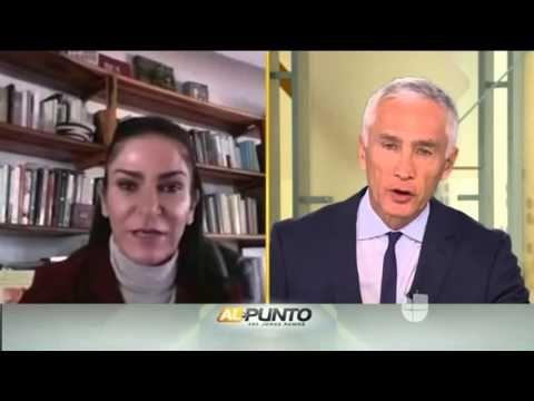 La entrevista completa de Lydia Cacho sobre Kate del Castillo que no se vio en México | Sopitas.com