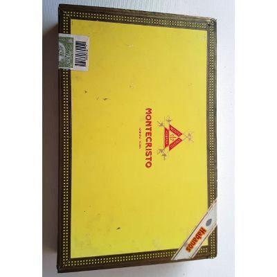 Cigar Box, Caixa De Charutos Cubanos (vazia) Em Madeira! - R$ 80,00 no MercadoLivre