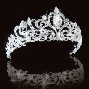 Noiva com Classe: 21 Tiaras e Coroas para Noivas - Compra na Internet de Sites Internacionais com Entrega no Brasil