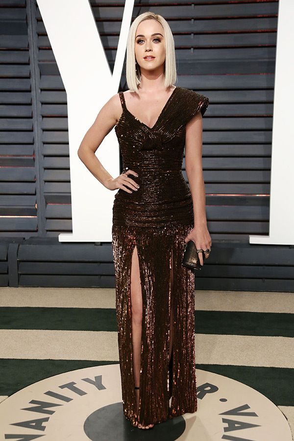 Vanity Fair Red Carpet 2017 — See Stars At The OscarsAfter-Party