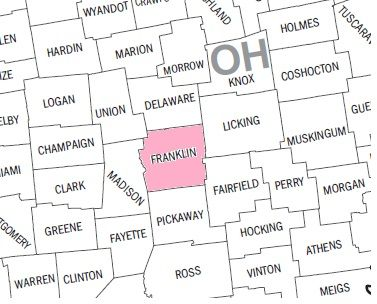 Learn about the records created in and the history of Franklin County, Ohio at the FamilySearch Wiki. https://familysearch.org/learn/wiki/en/Franklin_County,_Ohio