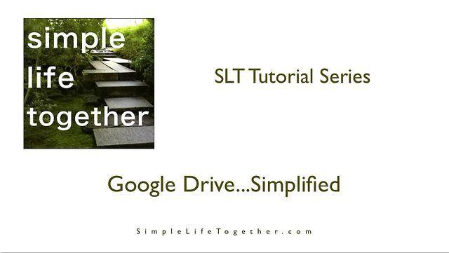 Google Drive Tutorial