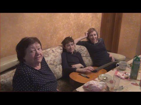 Поет Лариса Васильевна Кандария Рождество Яковлевы