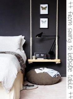 Geweldig nachtkastje! Super simpel te maken!