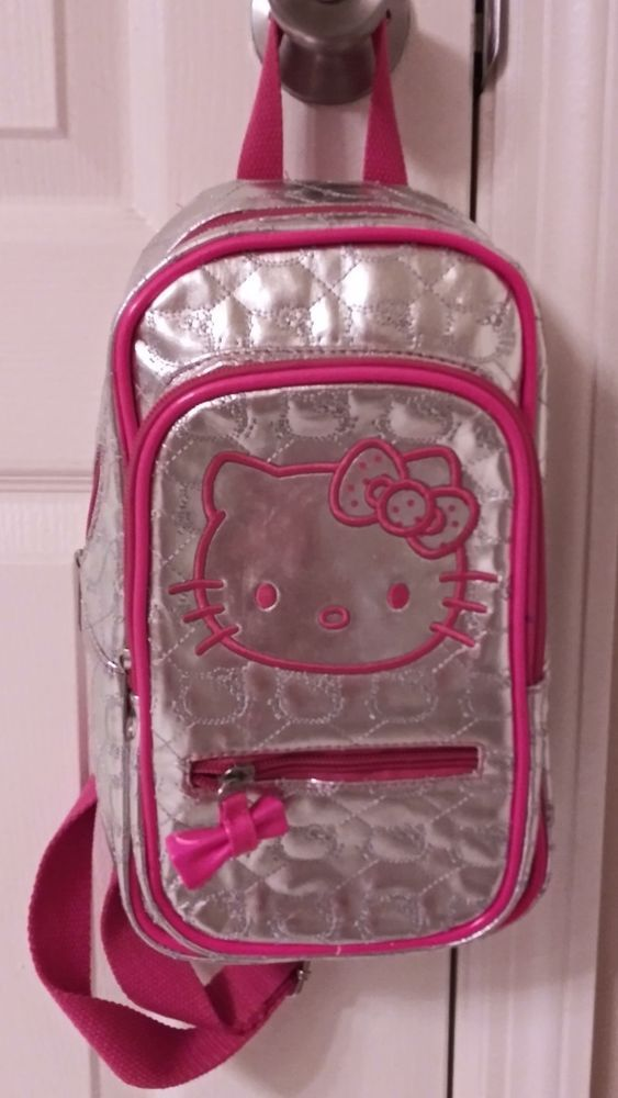 266535a3f Hello kitty Backpack #fashion #clothing #shoes #accessories  #kidsclothingshoesaccs #girlsaccessories (ebay link)