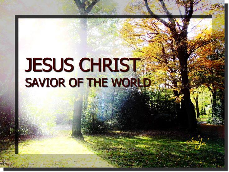JESUS CHRISTUS, GOTTES WORT IN GOTTES WELT: Jesaja 51:16 und Apostelgeschichte 18:9-10