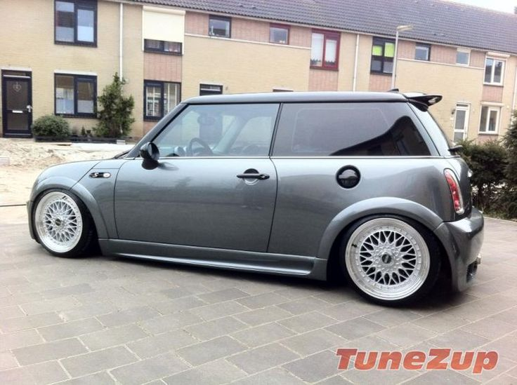 bagged mini mini coopers pinterest cars videos and minis. Black Bedroom Furniture Sets. Home Design Ideas
