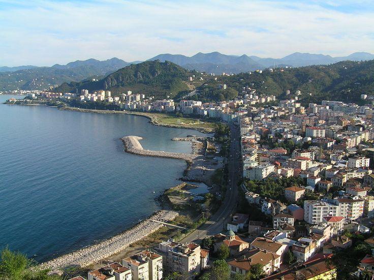 Batıdan Doğuya Karadeniz Turu