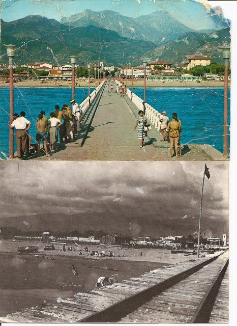Raccontare un paese: vecchie foto: Forte dei Marmi