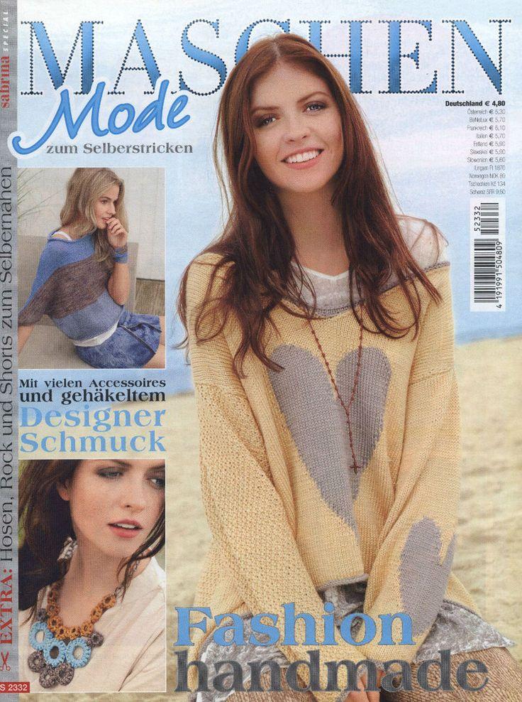 【转载】Sabrina Special Maschen Mode S 2332 2015 - czping007275的日志 - 网易博客