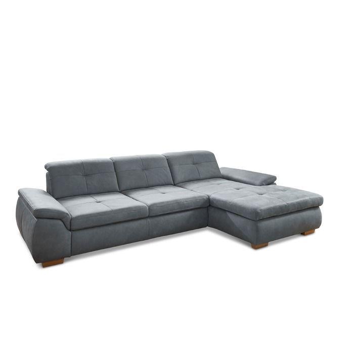 Comfortplan Corner Sofa Plank Steel Leather In 2020