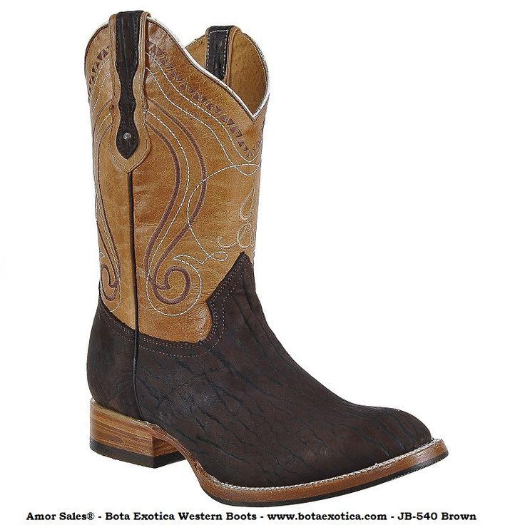 Boots Botas Rodeo Para Hombre Joe Western For Men