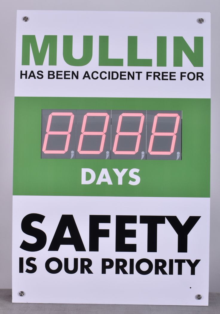 153 best Safety Scoreboards (Production Examples) images on Pinterest