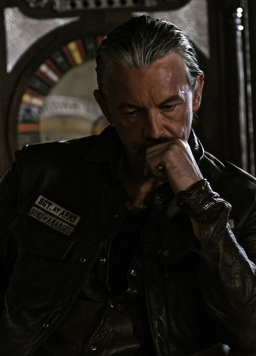 Tommy Flanagan as Chibs on Sons of Anarchy