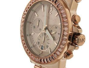Michael Kors Ladies Rose Gold Watch MK5412http://www.stylesitter.co.uk/michael-kors-ladies-rose-gold-tone-bracelet-watch-mk5412/