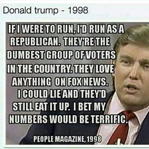 People Magazine Trump Quote 1998: 708 Best Think About It.... Images On Pinterest