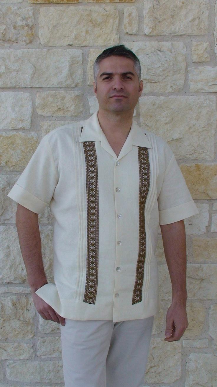 d2610ffc1d5 Linen Cuban Shirts - DREAMWORKS