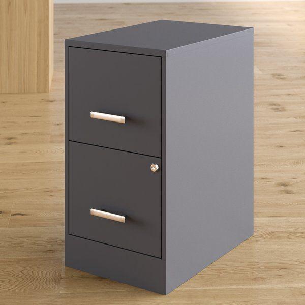Wooster 2 Drawer Vertical Filing Cabinet Filing Cabinet Hanging Folders Metal Filing Cabinet