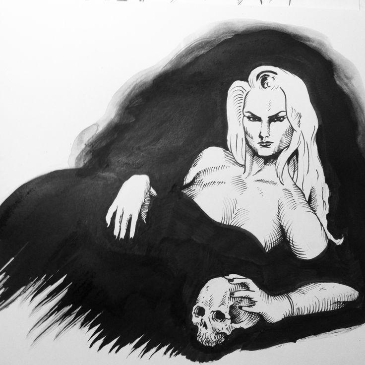 Zeena Schreck  by Stephen Bower