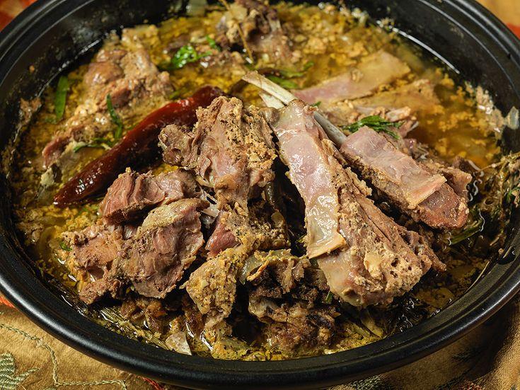 Здравствуйте! Во время одной поездки в Азербайджан видел блюдо, упоминание косвенный запрет на приготовление которого встречается еще в Ветхом Завете: и не вари…