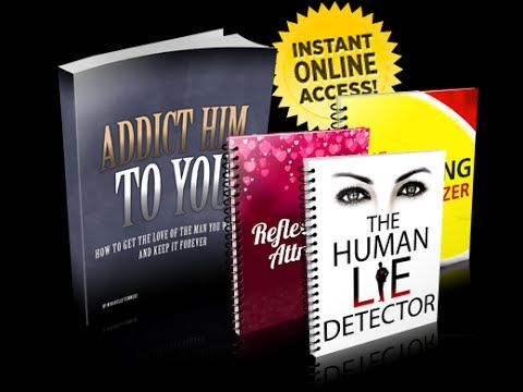 Addict Him - Attract Your Ideal Man
