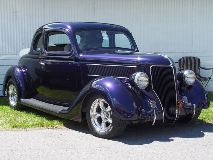 36 Ford. Old Classic CarsCar ... & 1187 best ROCKIN OLD FORDS images on Pinterest   Hot rods Window ... markmcfarlin.com