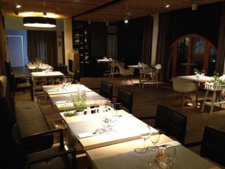 Restauracja hotelu Poziom 511 Design Hotel & SPA  www.poziom511.com