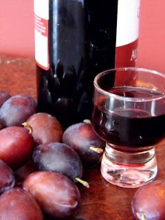 One Mother Hen: Plum and Port chutney