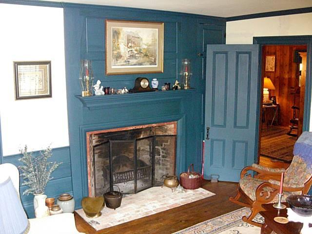 Colonial Decorating 35 best fireplaces images on pinterest | primitive decor